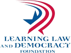 Learning, Law and Democracy Logo